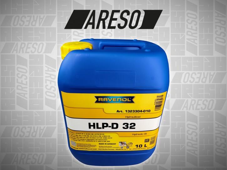 Hydrauliköl HLP-D32, 10l